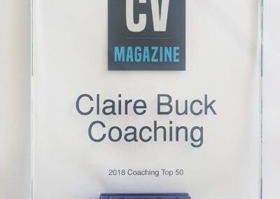 CV Magazine Award