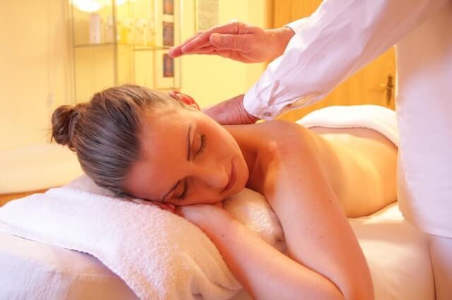Claire Buck Massage