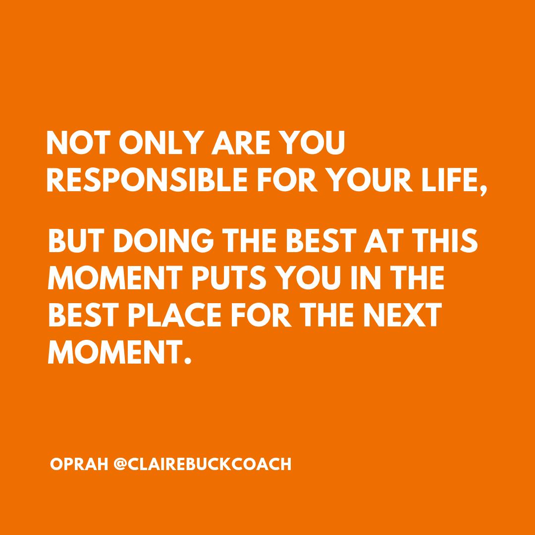 Claire Buck Quote 5